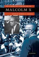 The Cambridge Companion to Malcolm X PDF