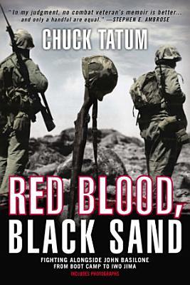 Red Blood  Black Sand