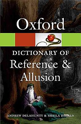 Oxford Dictionary of Reference and Allusion PDF