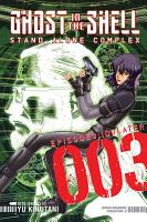 Ghost in the Shell Standalone Complex Volume 3 PDF