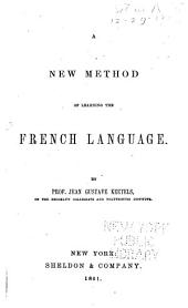 A New Method of Learning the French Language