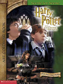 Harry Potter and the Chamber of Secrets Art Coloring Book Book