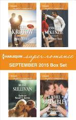 Harlequin Superromance September 2015 Box Set