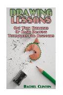 Drawing Lessons PDF