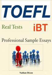 TOEFL iBT Professional Sample Essays – Real Tests