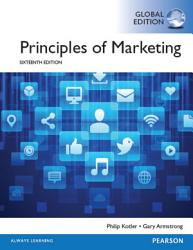 Principles Of Marketing Global Edition Book PDF