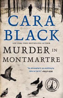 Murder in Montmartre Book