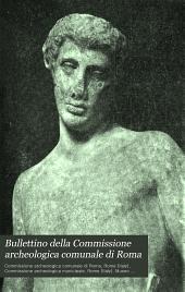 Bullettino della Commissione archeologica comunale di Roma: Volume 34
