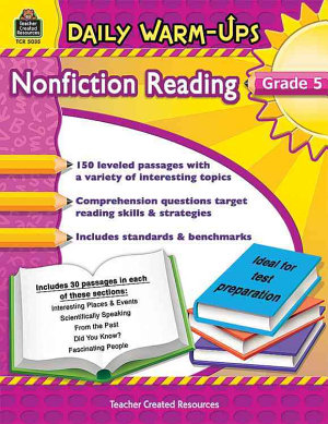 Nonfiction Reading  Grade 5 PDF