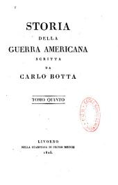 Storia Della Guerra Americana: Volume 2