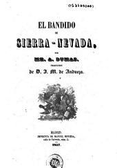 El bandido de Sierra-Nevada