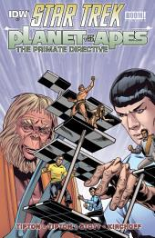 Star Trek/Planet of the Apes #5