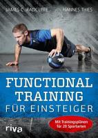 Functional Training f  r Einsteiger PDF