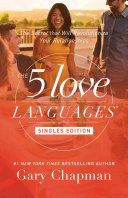 The 5 Love Languages Singles Edition Book