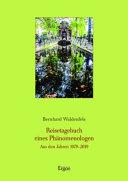 Reisetagebuch Eines Ph  nomenologen PDF