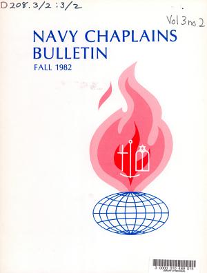 Navy Chaplains Bulletin