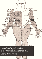 Gould and Pyle's Pocket cyclopedia of medicine and surgery: Volume 2
