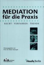 Mediation für die Praxis