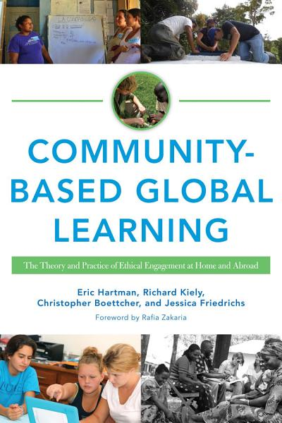 Download Community Based Global Learning Book