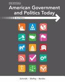 American Government and Politics Today  Brief PDF