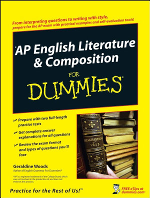 AP English Literature   Composition For Dummies