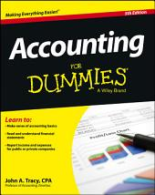 Accounting For Dummies: Edition 5