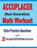 Accuplacer Math Workout