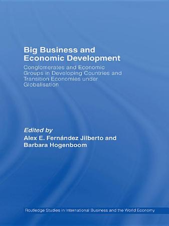 Big Business and Economic Development PDF