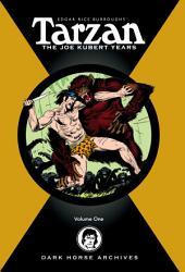 Tarzan Archives: The Joe Kubert Years Volume 1: Issues 207-214