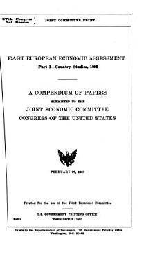 East European Economic Assessment PDF