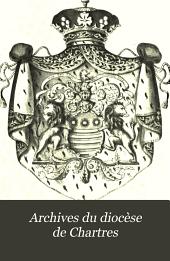 Archives du diocèse de Chartres: Volume16
