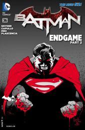 Batman (2011-) #36