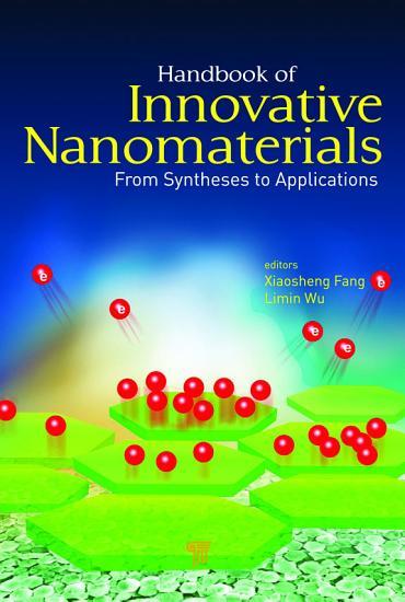 Handbook of Innovative Nanomaterials PDF