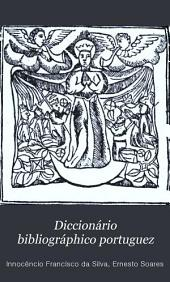 Diccionário bibliográphico portuguez: Suplemento, 1-15