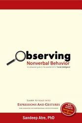 Observing Nonverbal Behavior Book PDF