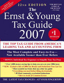 The Ernst   Young Tax Guide 2007 PDF