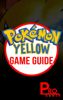 Pokemon Yellow Game Guide PDF
