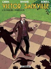 Victor Sackville – tome 17 – L'Echiquier Anderson