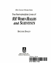 The Remarkable Lives of 100 Women Healers and Scientists PDF