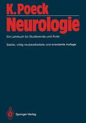 Neurologie: Ein Lehrbuch für Studierende und Ärzte, Ausgabe 7