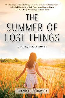 The Summer of Lost Things Book