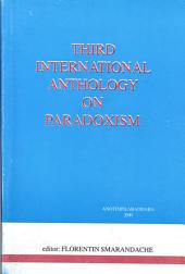 Third International Anthology on Paradoxism