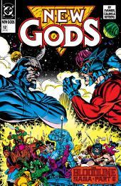 New Gods (1989-) #12