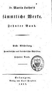 Sämmtliche Werke: nach den ältesten Ausgaben, Band 10