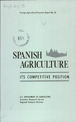 Foreign Agricultural Economic Report PDF