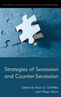 Strategies of Secession and Counter Secession PDF