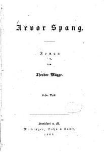 Arvor Spang PDF