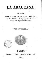 La Araucana, 3