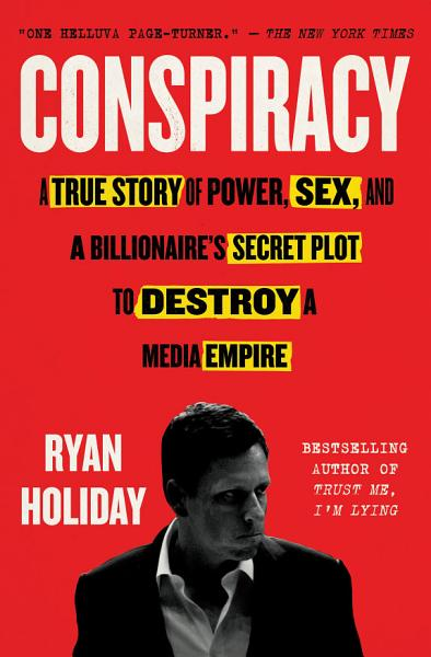 Download Conspiracy Book