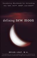 Defining New Moon